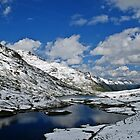 Scheidsee (Verwall Mountains) by heinrich