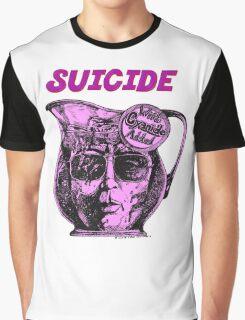 Jim Jones OG Kool Aid Pitcher - Suicide  Graphic T-Shirt