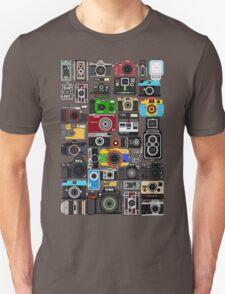 Pixelated Camerass Unisex T-Shirt