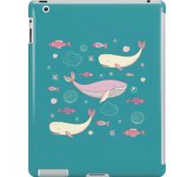Cute sea life iPad Case/Skin