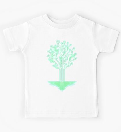 Tree of Technological Knowledge Kids Tee