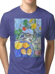 Vincent's Surprise Guavas - Still Life  Tri-blend T-Shirt
