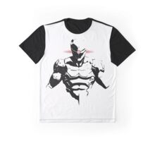 Cyborg Ninja Graphic T-Shirt