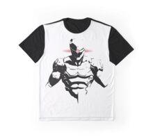 Cyborg Ninja Graphic T-Shirt
