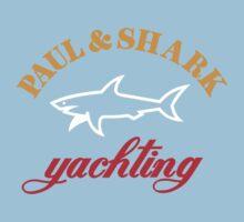 Paul & Shark Yachting Kids Tee