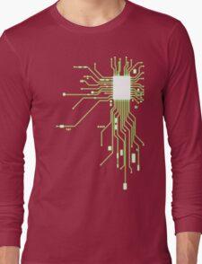 Circuitry Long Sleeve T-Shirt