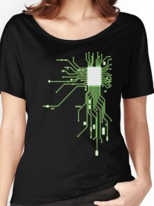 Circuitry Women's Relaxed Fit T-Shirt