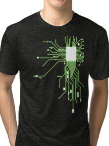 Circuitry Tri-blend T-Shirt