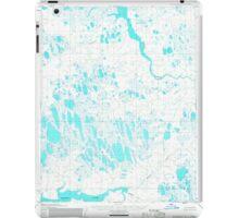 USGS TOPO Map Alaska AK Wainwright C-1 360428 1955 63360 iPad Case/Skin