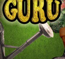 Garden Guru Sticker