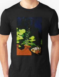 Shubunkin in the tank Unisex T-Shirt