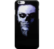 American Horror Story skull edit iPhone Case/Skin