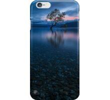 Sunrise at Lake Wanaka iPhone Case/Skin