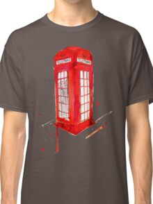 Telephone Booth 578 Classic T-Shirt