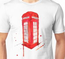 Telephone Booth 578 Unisex T-Shirt