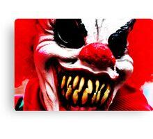 Clowns 1 Canvas Print