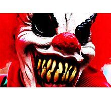 Clowns 1 Photographic Print