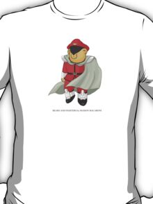 BEARS and FIGHTERS - M. Bison T-Shirt