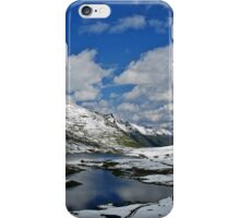 Scheidsee (Verwall Mountains) iPhone Case/Skin