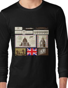 London Symbol 578 Long Sleeve T-Shirt