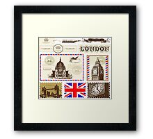 London Symbol 578 Framed Print