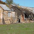 Ruin_Clare_South Australia_Australia by Kay Cunningham
