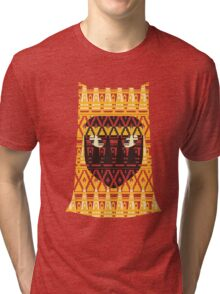 Journey Pattern Tri-blend T-Shirt