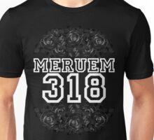 MERUEM ROSES (BLACK) Unisex T-Shirt
