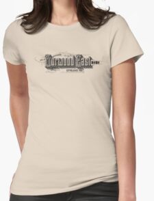 Burwood East Womens Fitted T-Shirt