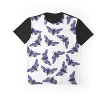 Nuclear Purple Graphic T-Shirt