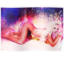 Cosmic Sexy Collection - Pinup #10 Poster