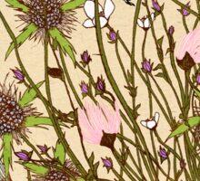 Wild Flowers Part 1 Sticker