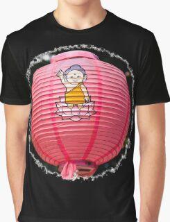 Korean Lamp Graphic T-Shirt