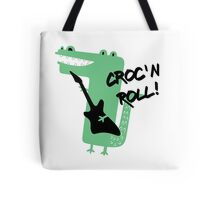 CROC 'N ROLL! Tote Bag