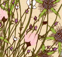Wild Flowers Part 2 Sticker