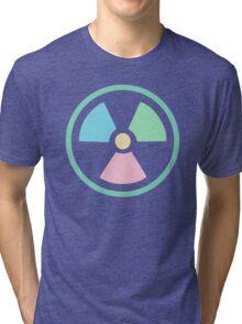 Radioactive Pastels Tri-blend T-Shirt