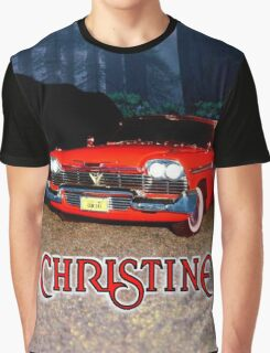 Christine Plymouth Fury 1958  Graphic T-Shirt