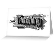 Canterbury Greeting Card