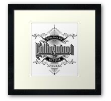 Collingwood Framed Print
