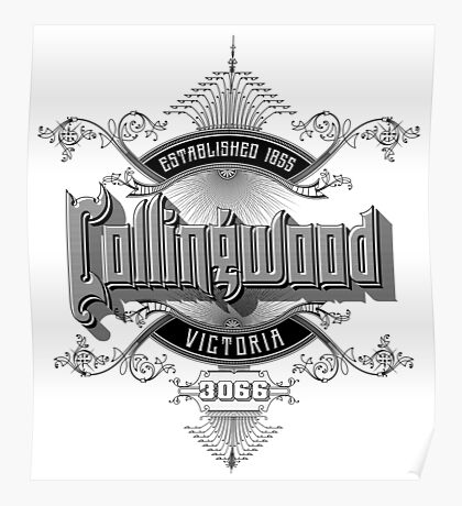 Collingwood Poster