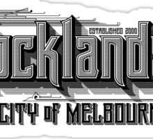 Docklands Sticker