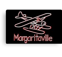 Margaritaville Canvas Print