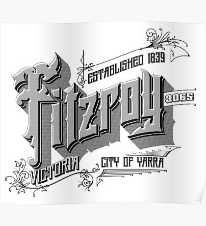 Fitzroy Poster