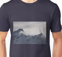 Above All The Mountain Tops There Is Peace Unisex T-Shirt