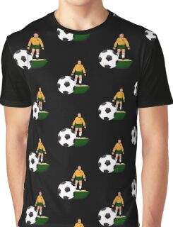 Retro  Table Football Australia 73 Graphic T-Shirt