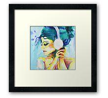 Color Symphony Framed Print