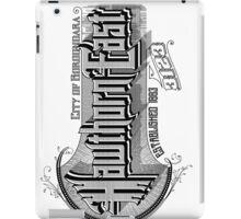 Hawthorn East iPad Case/Skin