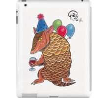 Party of Special Things to do. iPad Case/Skin