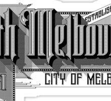 North Melbourne Sticker