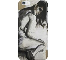 Feeling Exposed iPhone Case/Skin